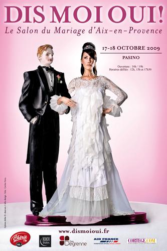 Salon du mariage d 39 aix en provence mariagetv - Salon du mariage aix en provence ...