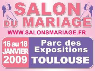 Salon du mariage de toulouse mariagetv - Salon du modelisme toulouse ...