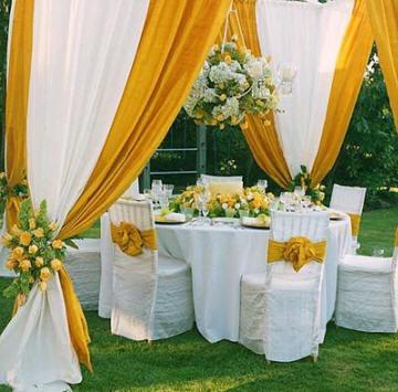 D coration de salle et de table de mariage mariagetv 2 - Decoration mariage traditionnel ...