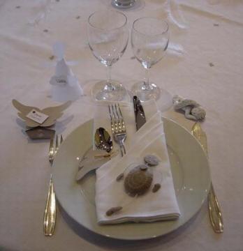 D coration de salle et de table de mariage mariagetv for Articles de decoration