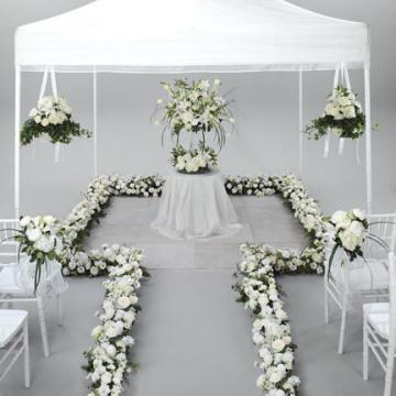 ... de salle et de table de mariage mariagetv décoration de salle et de