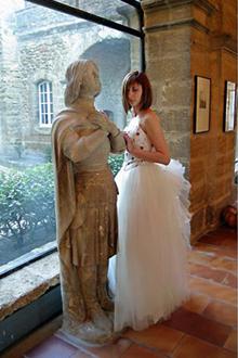 marie myriam mariage