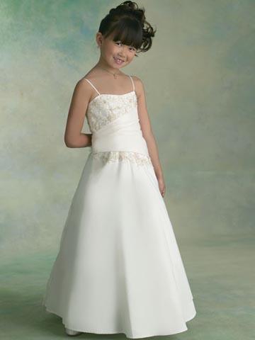 Pour les petites for Robe de mariage tronc spectacle